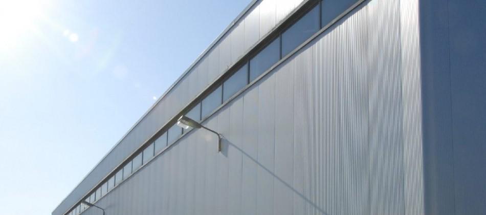 Βιομηχανικά κτίρια και αποθήκες